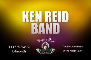 Ken Reid Band at Engel's Pub in Edmonds