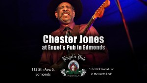 Chester Jones at Engel's pub