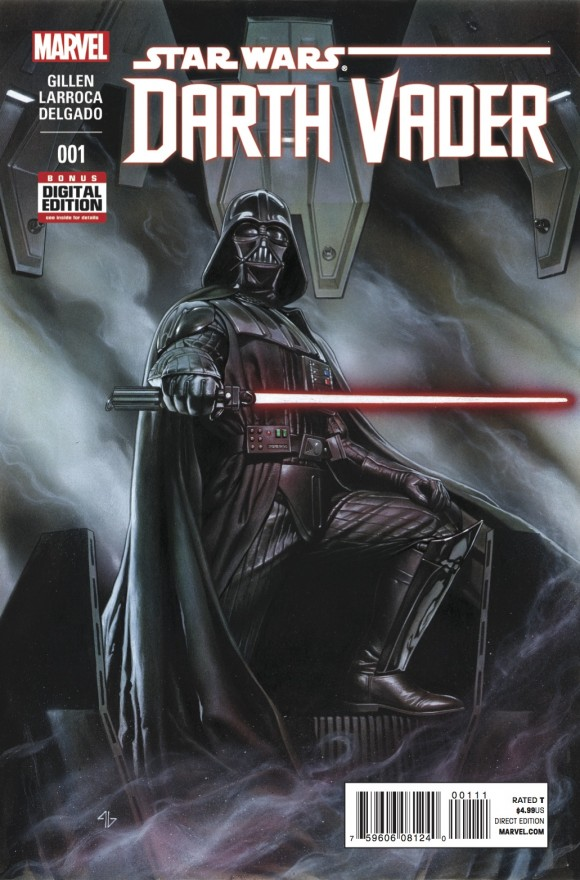 Darth Vader (2015, Ongoing) #1