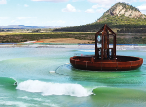 Read more about the article Gold Coast engineering firm finalises technology behind world-first wave machine