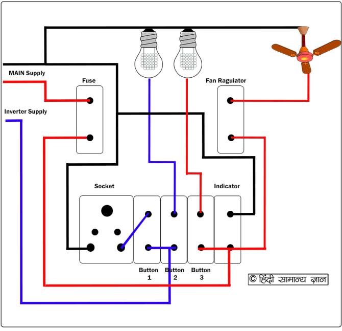 house wiring diagram pdf in hindi  wiring diagram