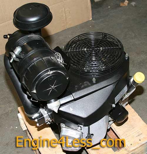 Kawasaki Fh680v Ds21 Vertical Crankshaft Engine