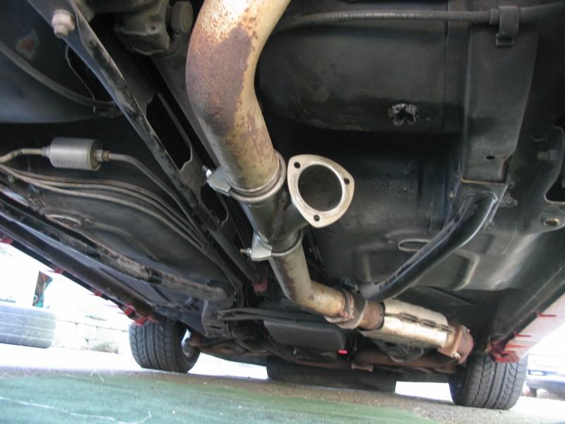 electronic exhaust cutout vs
