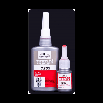 7262 / TH62 High Strength Threadlock Red | EAL Adhesives