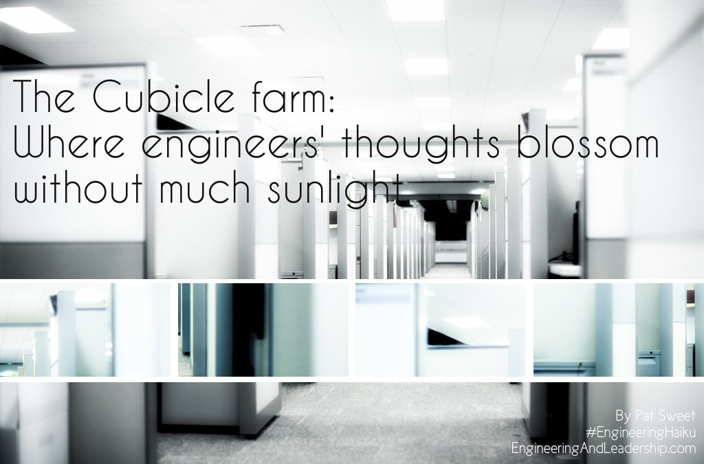 Engineering Haiku: The Cubicle Farm