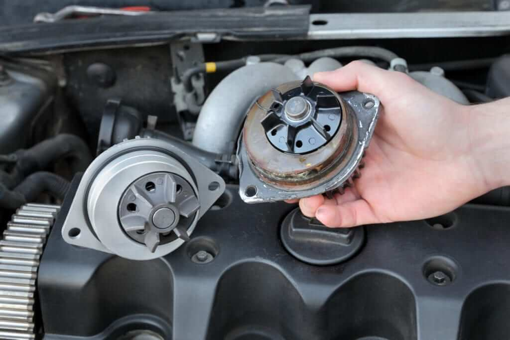 Car-water-pump