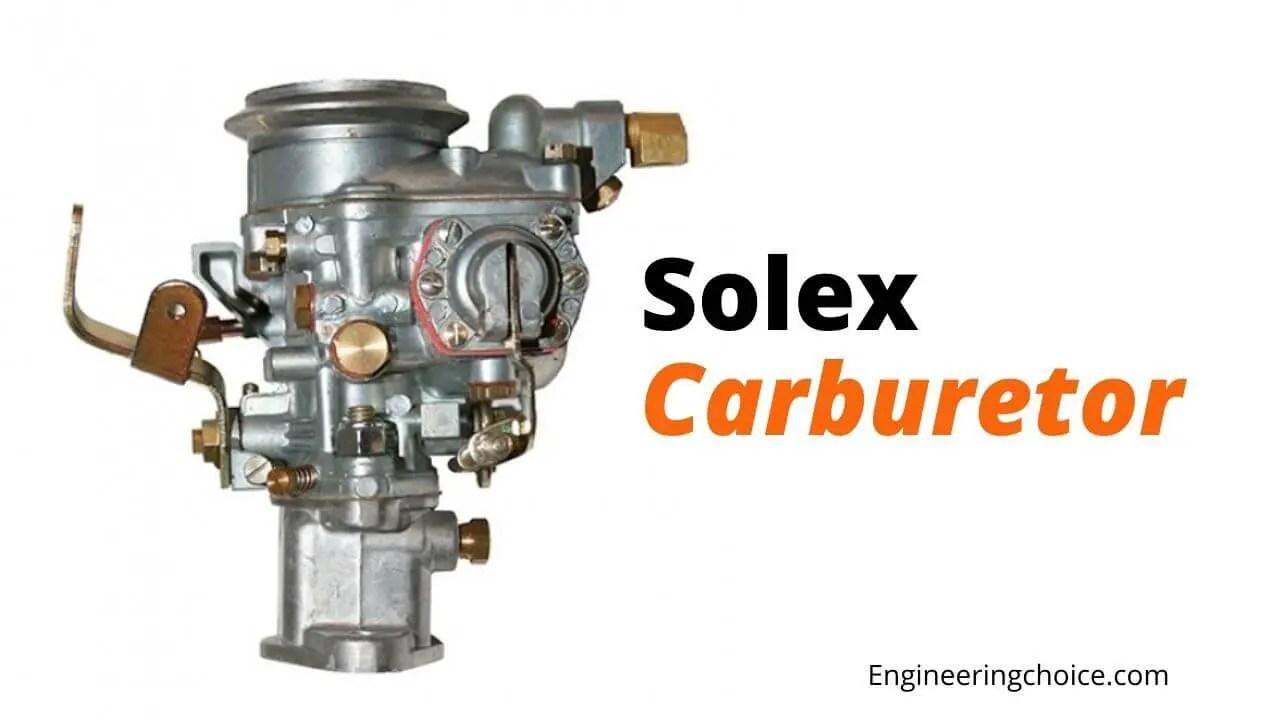 Solex Carburetor
