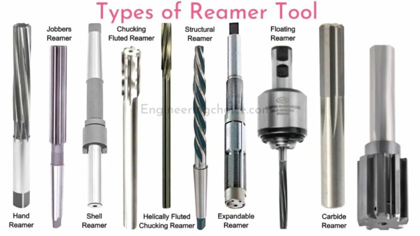 Types Of Reamers