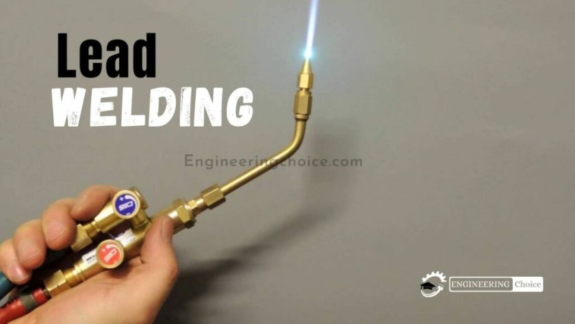 Lead burning is a welding process used to join lead sheets. It is a manual process carried out by gas welding, usually oxy-acetylene.