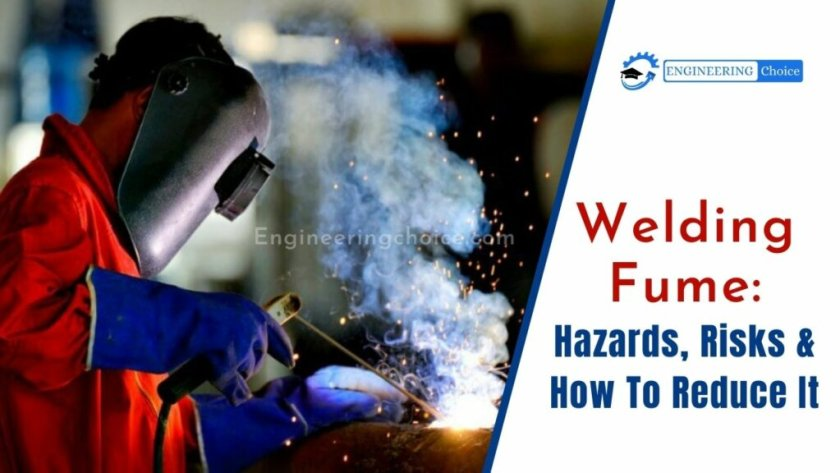 The welding process produces visible smoke that contains harmful metal fume and gas by-products. This fact sheet discusses welding operations,