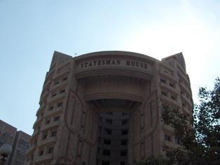 Statesman House, Delhi