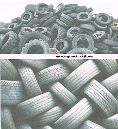 Concrete Aggregates From Discarded Tyre Rubber