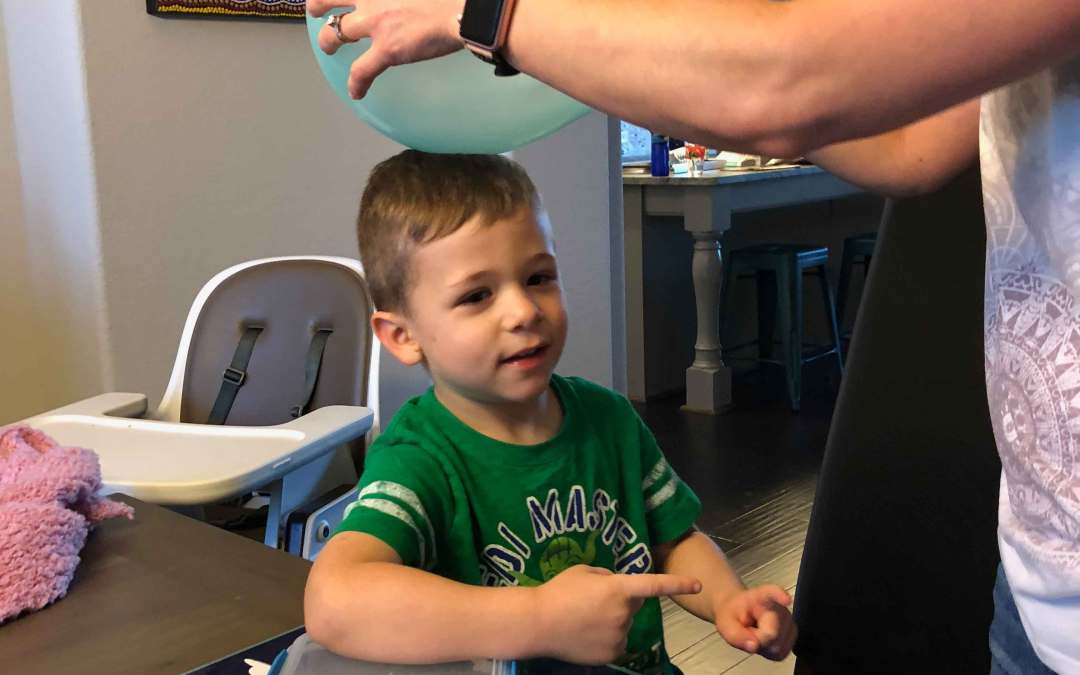 3 fun and easy static electricity activities for babies and toddlers