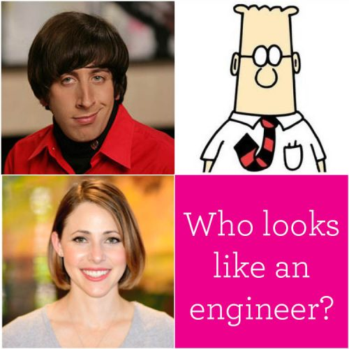 The engineer stereotype - Engineering Emily