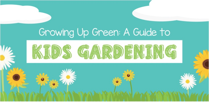 Kids Gardening Guide – Guest Post by Personal Creations