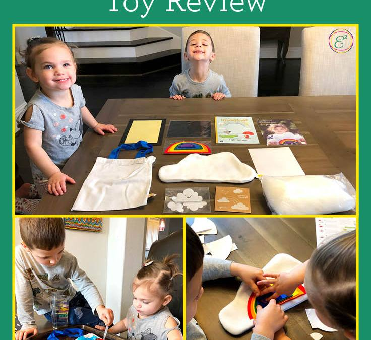 KiwiCo Koala Crate | Children's STEAM Toy Review