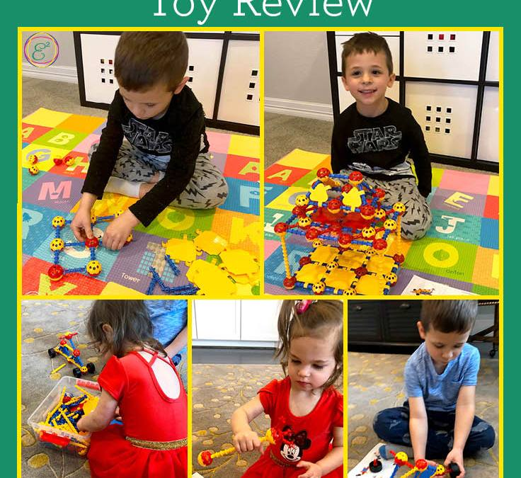 Crafty Connects | Children's STEAM Toy Review