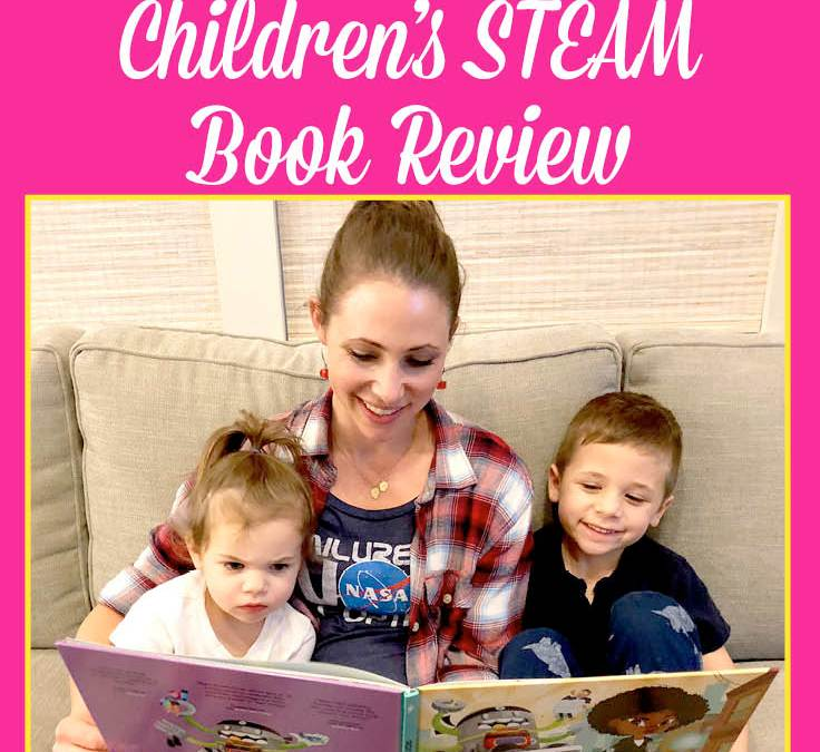 Rox's Secret Code Children's STEAM Book Review