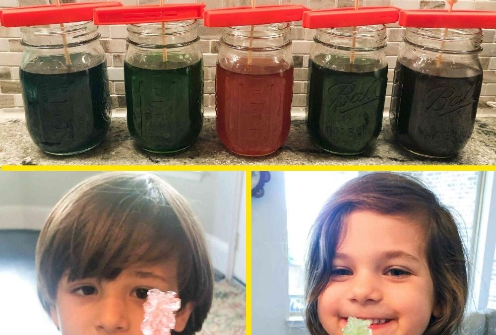 Make Rock Candy | STEAM Activity for Kids