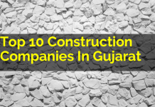 Top 10 Construction Companies In Gujarat