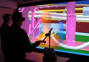 Virtual Reality hilft dabei, komplexe Konstruktionen besser zu verstehen (Bild: Virtalis).