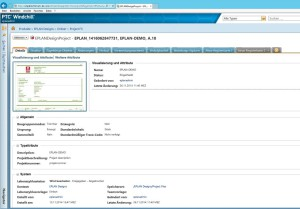 Eplan Projekte lassen sich mit der neuen Integration einfach in PTC Windchill einchecken (Alle Bilder: Eplan).
