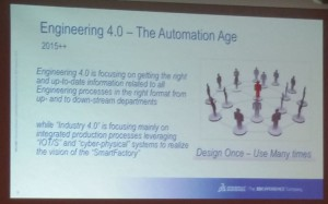 Engineering 4.0, die nächste Stufe der Konstruktionswerkzeuge.