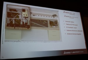 PCBWorks bringt MCAD, Elektro- und Elektronikentwicklung zusammen.