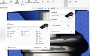 Die Belegung der Tasten lässt sich - individuell für jedes Softwarepaket - frei zuweisen.