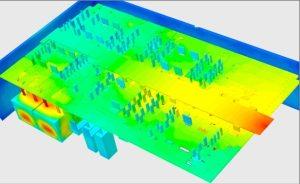 ElecdtroFlo zur Thermoanalyse von Elektronik