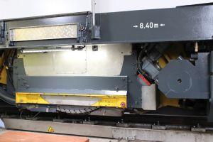 Fräseinheit von Mevert Maschinenbau