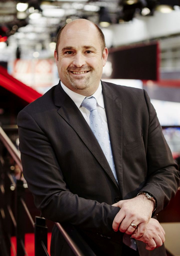 Sebastian Seitz, der neue CEO von Eplan und Cideon (Bild: Friedrich Loh Group).