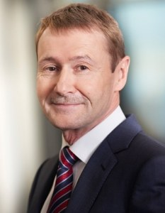 Klaus Helmrich, Mitglied des Vorstands der Siemens AG