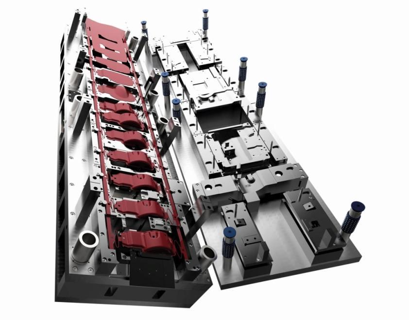 Logpress Streifenbwerkzeug