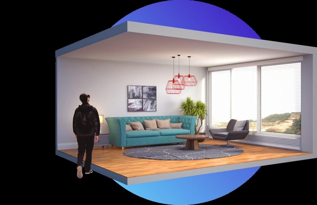 KeyVR: Inneo präsentiert einfach bedienbare VR-Experience