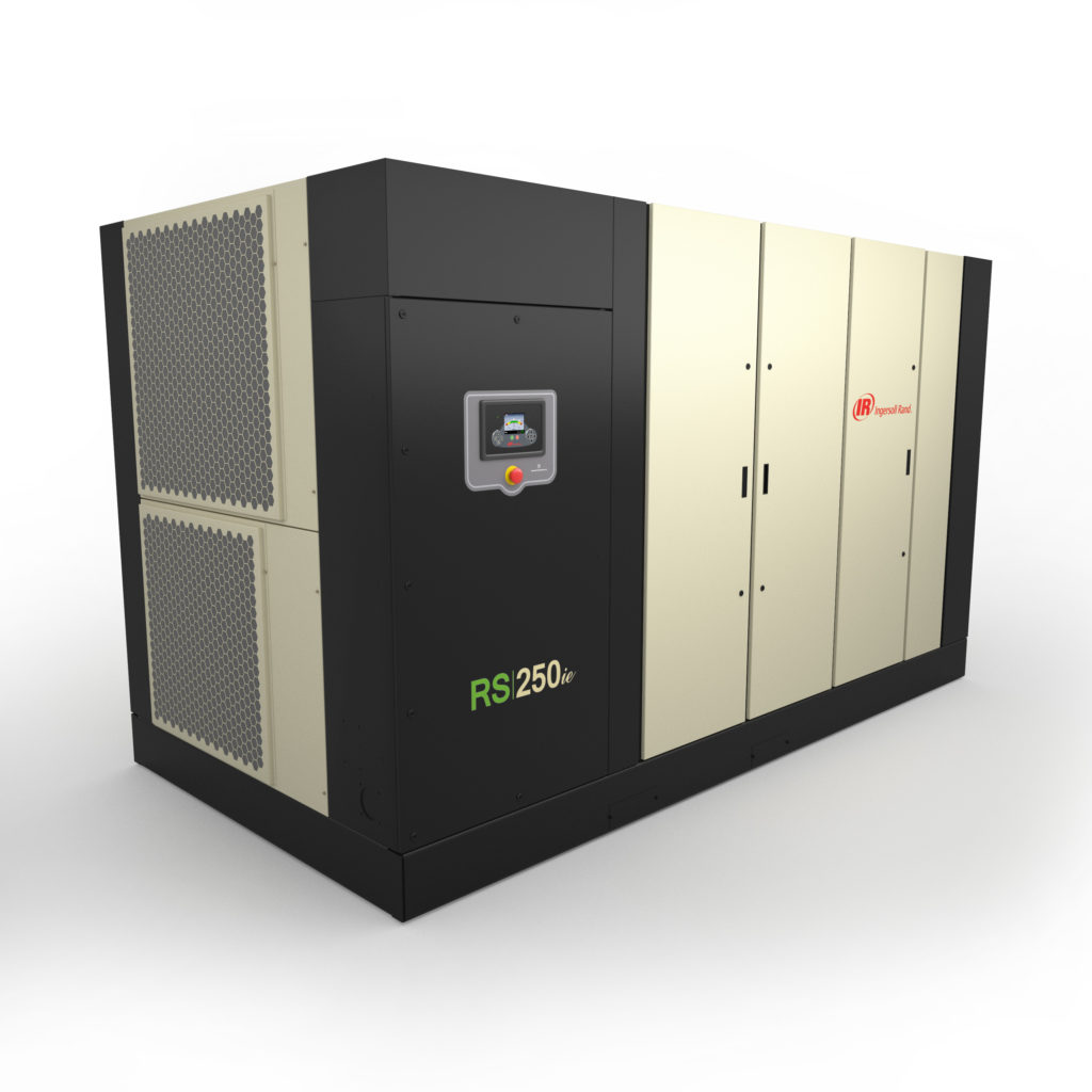 Oil Flooded Rotary Screw Compressors