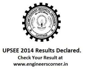 UPSEE-2014 Result