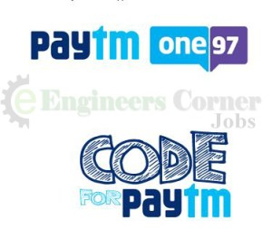 Paytm One97 Hiring Freshers Job