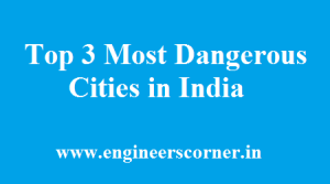 dangerous city in india
