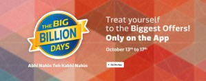 Flipkart big billion day oct 2015