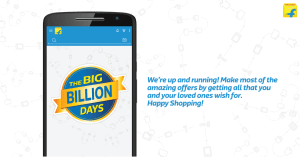 flipkart mobile big billion day