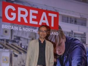 British Council Great Talk with Sir Venkatraman Ramakrishnan
