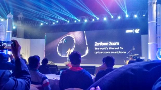 Zenfone Zoom Launch
