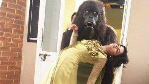 thapki pyar ki gorilla nautanki