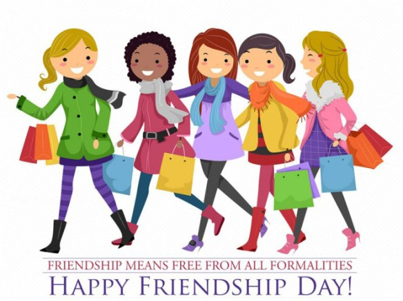 Happy Friendship Day HD Wallpaper