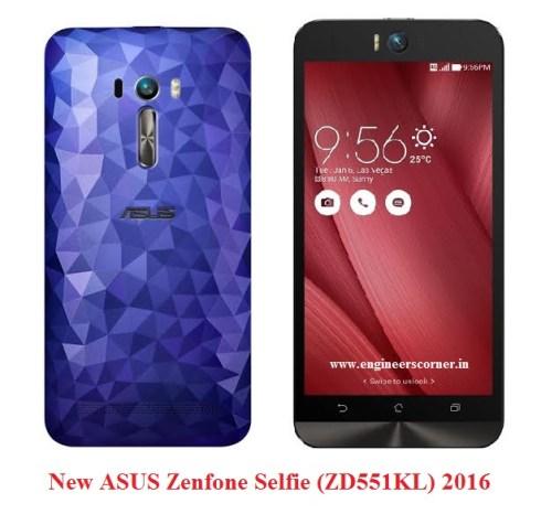 New ASUS Zenfone Selfie (ZD551KL)