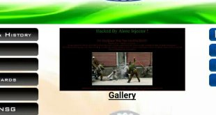 NSG Website Hacked