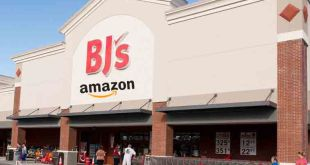 BJ's Wholesale Club and Amazon