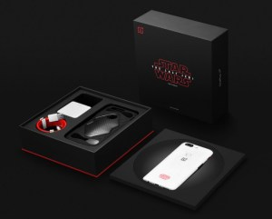 OnePlus 5T Star Wars Edition Box