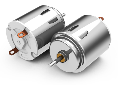 Electric Motors; image purchased from stockfresh.com